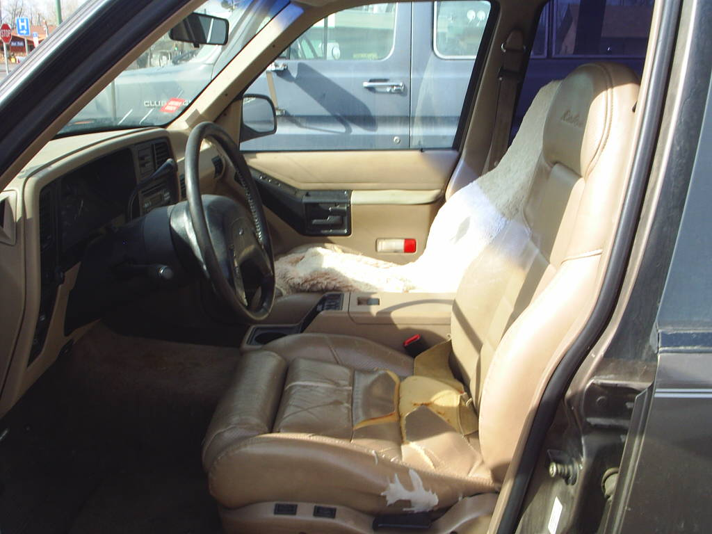Ford Explorer Int Pos