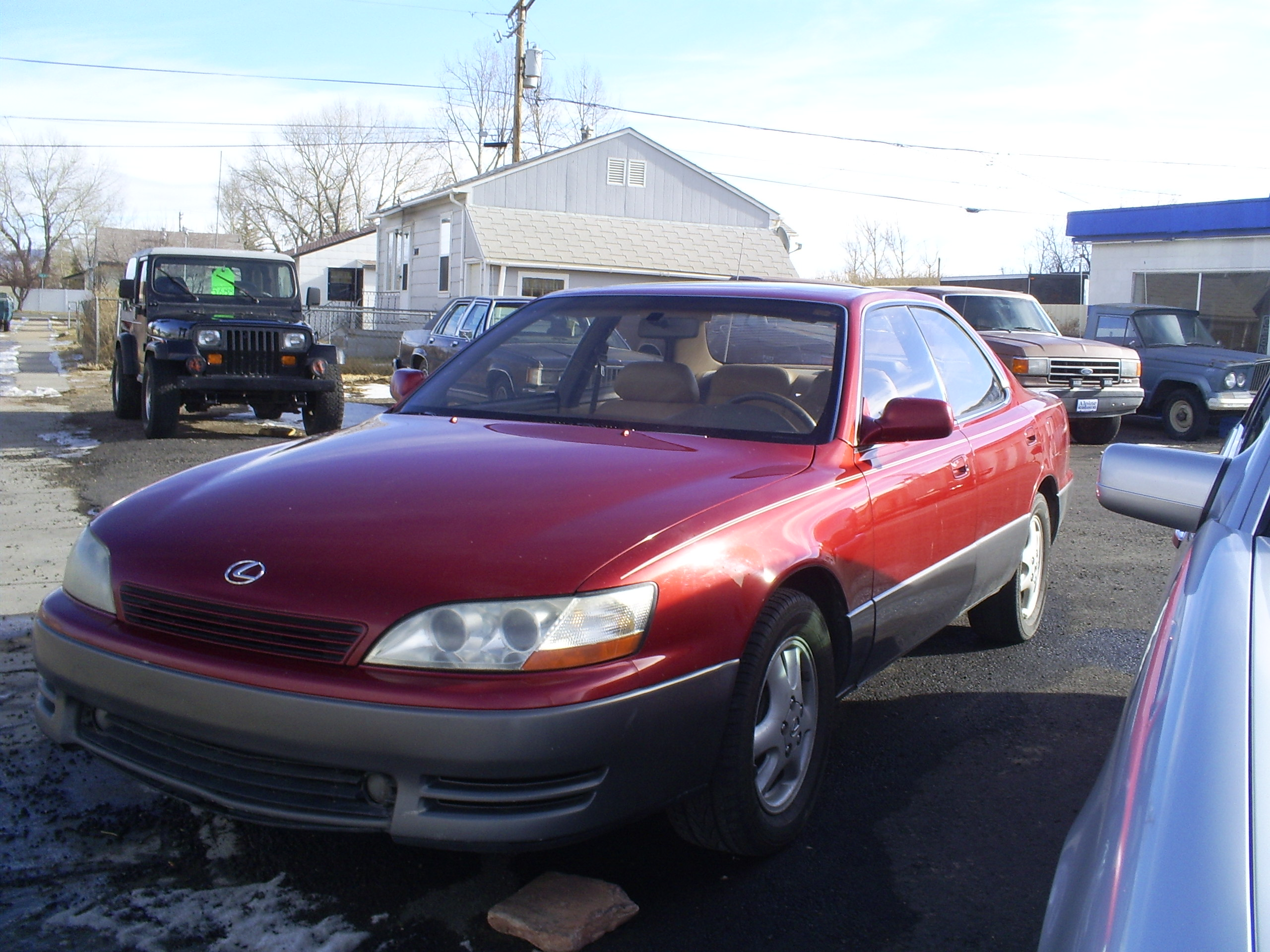 Pictures of Aftermarket Parts Lexus. 2002 LEXUS IS300 SERVICE REPAIR MANUAL  SOFTWARE