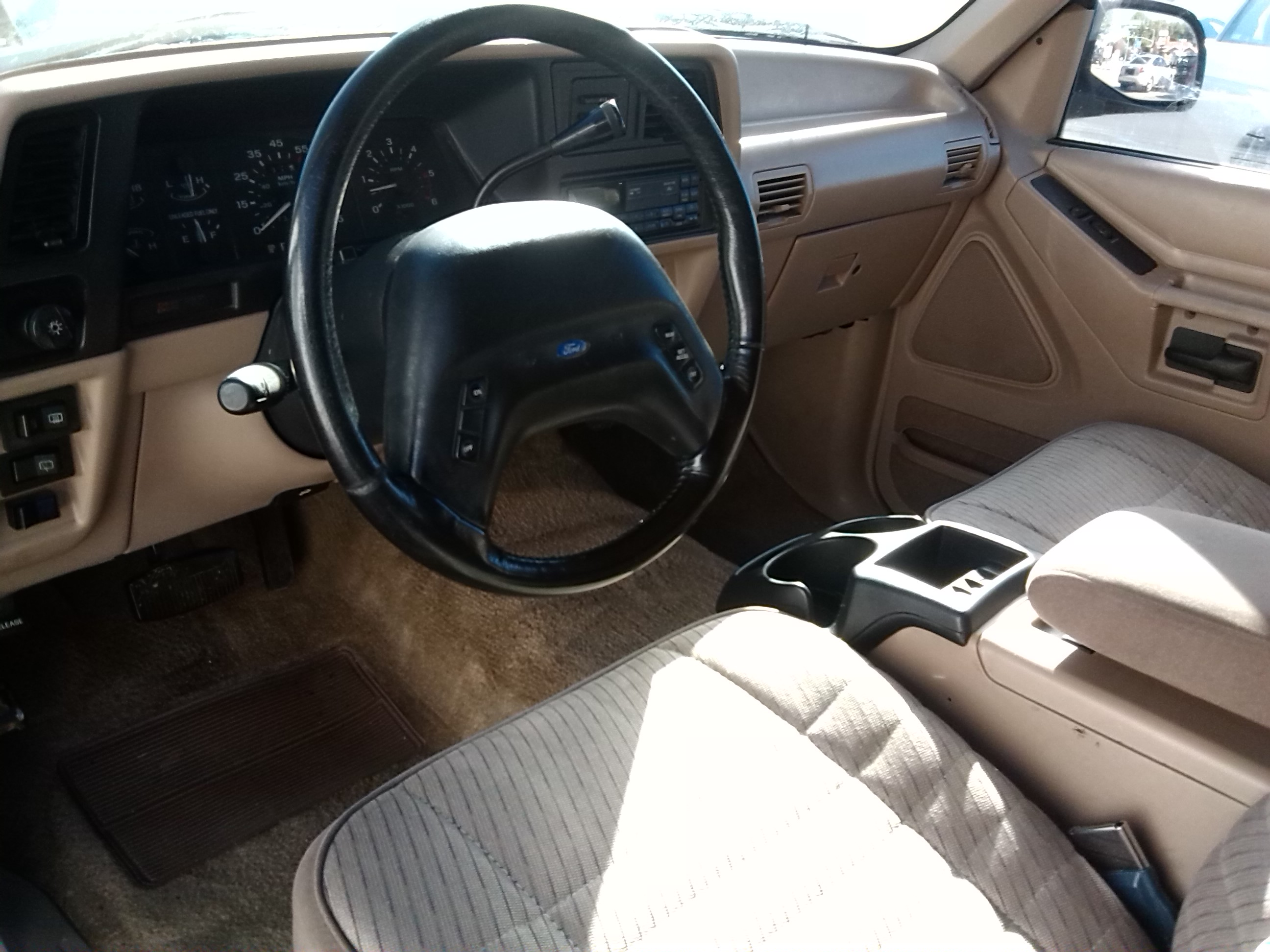 1994 ford explorer interior parts