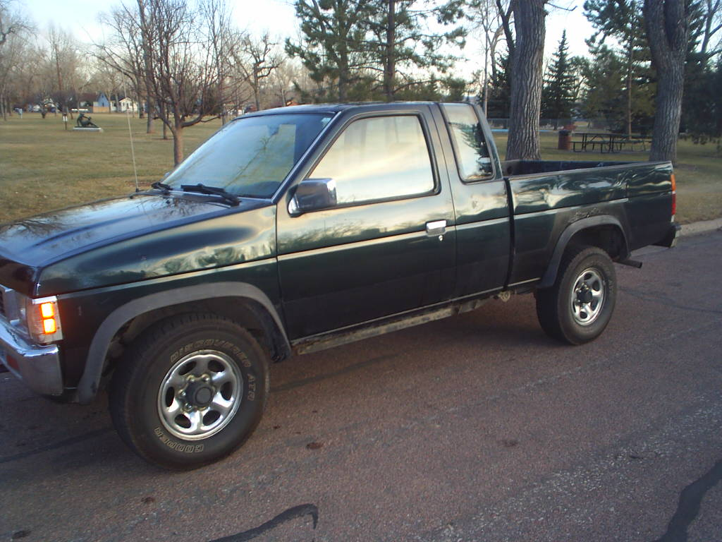 1988 nissan 4x4 pickup submited images