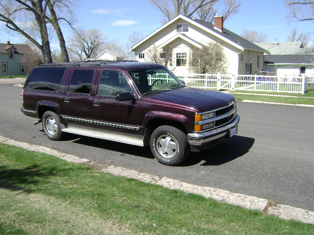 1996 Chevy Suburban Lt 357480 At Alpine Motors