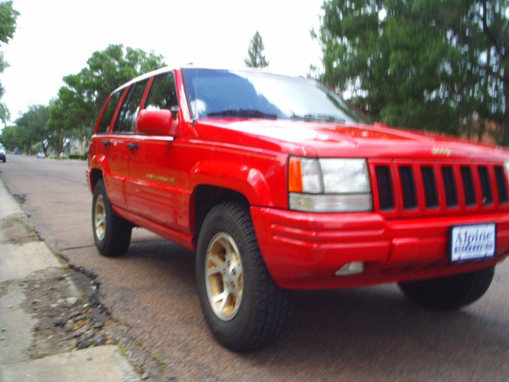 1996 jeep grand cherokee limited at alpine motors. Cars Review. Best American Auto & Cars Review