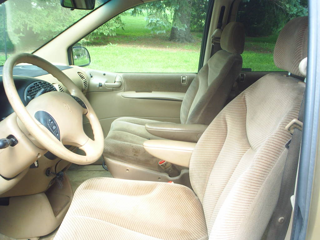 Plymouth Grand Voyager Int on 1999 Dodge Durango Performance Parts