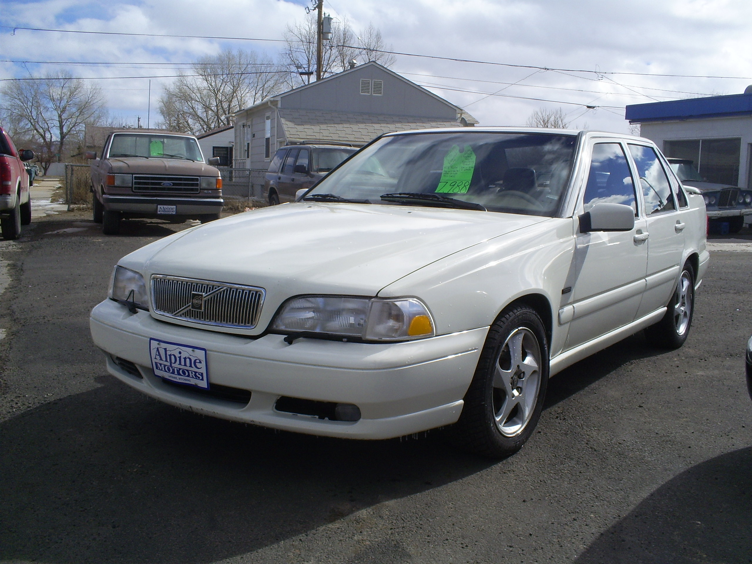 1997 Volvo S70 T5 Automatic Related Infomationspecifications Engine Diagram For Sale By Alpine Motors Shipping Available Throughout The Us