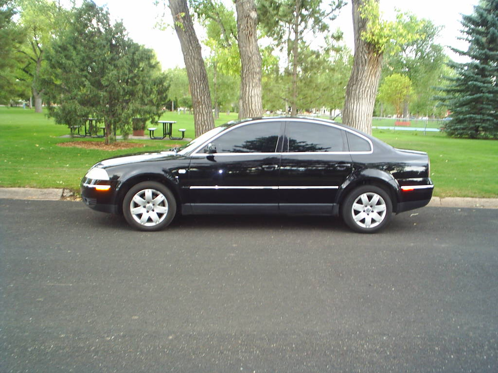 2002 vw passat glx 068805 at alpine motors. Black Bedroom Furniture Sets. Home Design Ideas