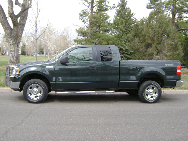 2005 ford f 150 xlt 4x4 a17587 at alpine motors. Black Bedroom Furniture Sets. Home Design Ideas